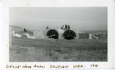 WPA Project from 1941